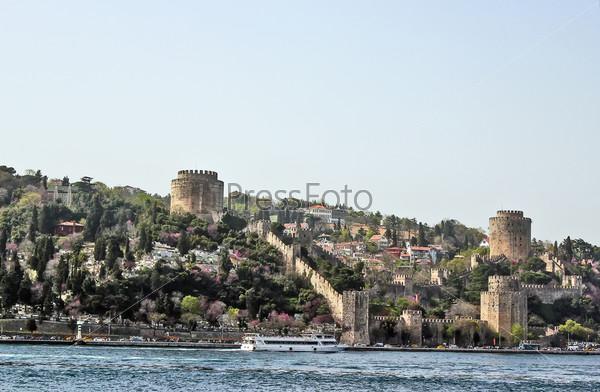 Фотография на тему Румельская крепость, Турция