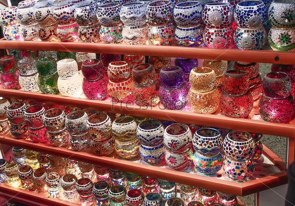 Турция, Стамбул, Гранд базар, ручные изделия