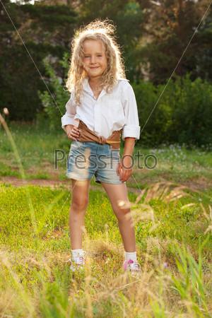 Фотография на тему Стильная девочка