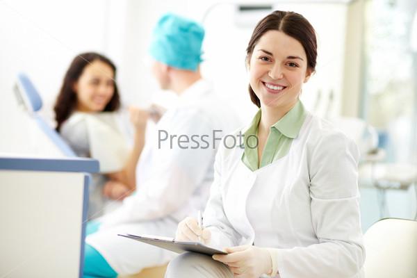 Ассистент стоматолога