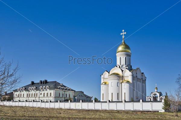 С.Усово, церковь Спаса Нерукотворного образа
