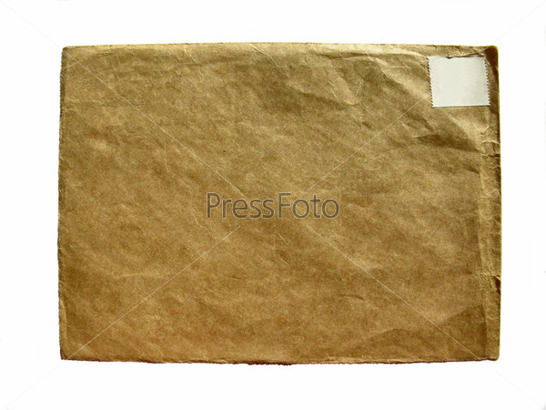 Ретро гранж конверт