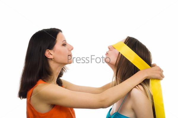 Фотография на тему Две женщины