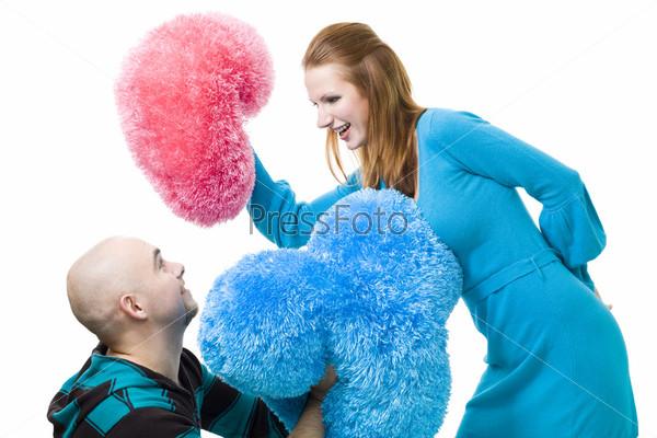Фотография на тему Семейная пара