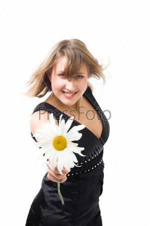 Фотография на тему Счастливая женщина
