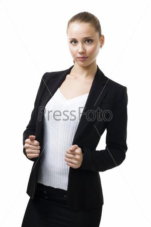 Фотография на тему Бизнес-леди