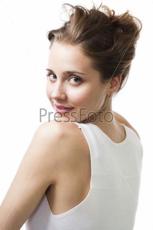 Фотография на тему Портрет молодой женщины