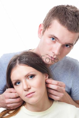 Фотография на тему Молодая пара