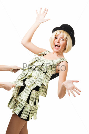 Фотография на тему Деньги могут оставить вас на плаву