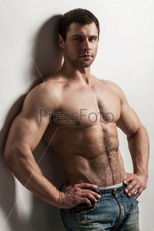 Парни фото мускулистых — 5