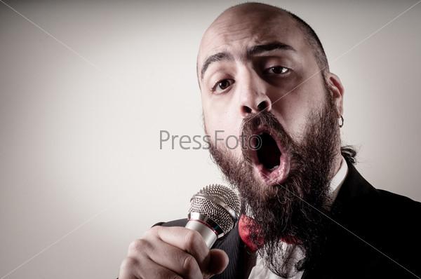 фото бородатых русских певцов