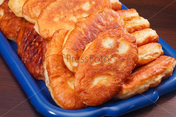 пирожки с капустой жареные калорийность