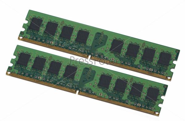 Фотография на тему Модули оперативной памяти