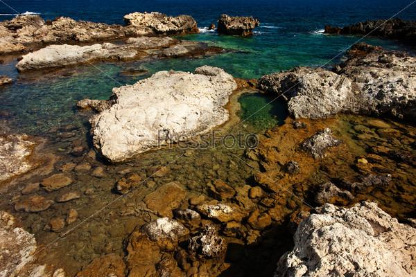 Фотография на тему Берег моря