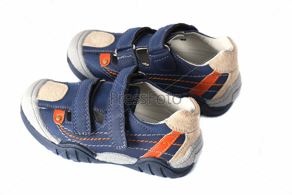 Летние детские кроссовки