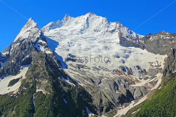 Горы в Кавказском регионе в России