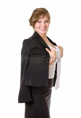Фотография на тему Деловая женщина