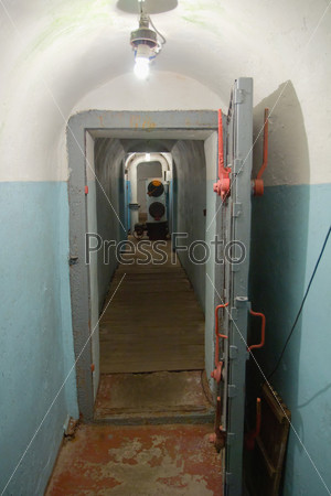 Фотография на тему Советской подземной бункер