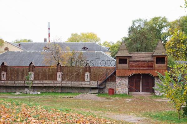 Современная крепость