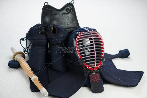 Фотография на тему Спортивная защитная одежда для кэндо и синай