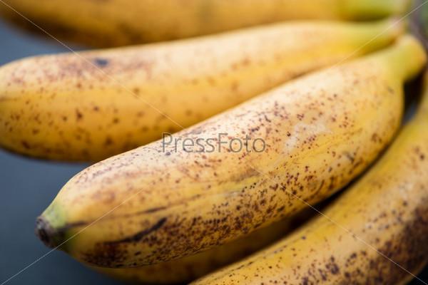 Крупный план, мини-бананы