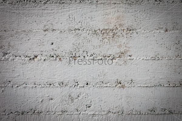 Серая бетонная стена, фон