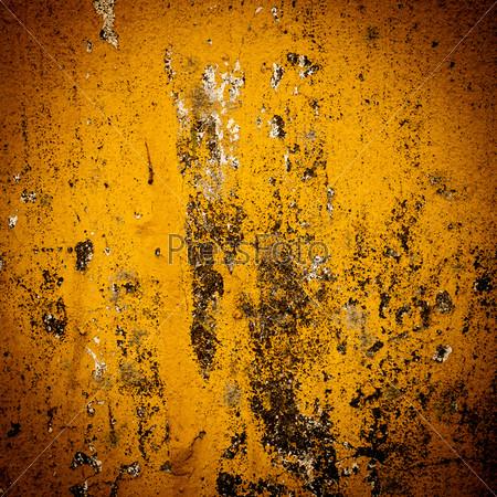 Фотография на тему Сепия, гранж, стена