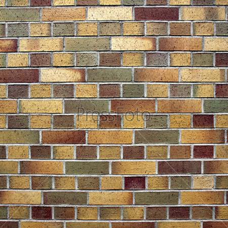 Фотография на тему Кирпичная стена
