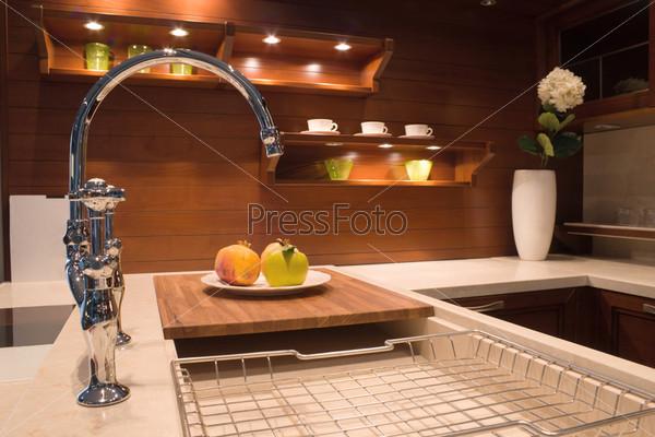 Теплая кухня