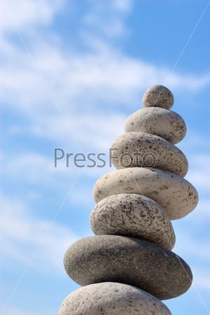 Фотография на тему Балансирующие камни
