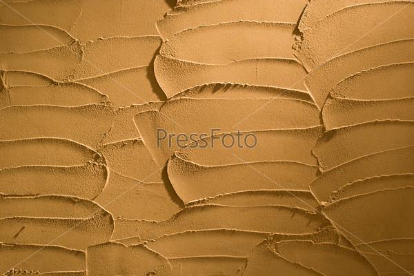 Оштукатуреннпя стена