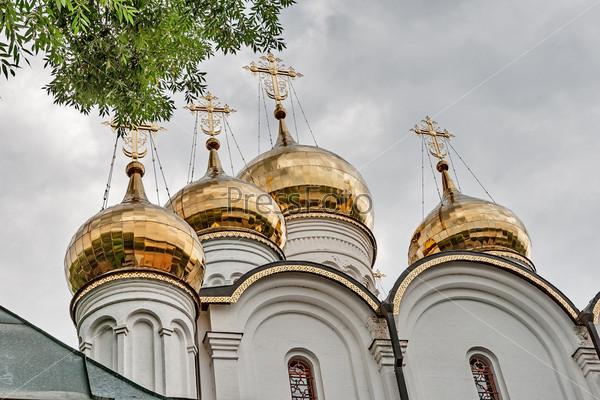 Фотография на тему Церковь. Золотое кольцо России