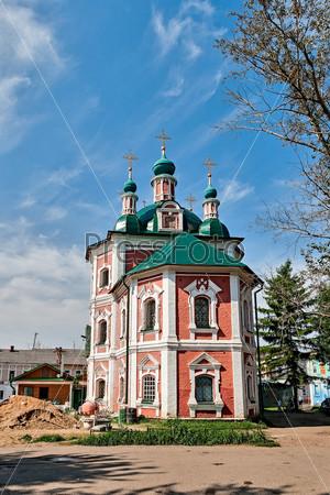 Церковь. Золотое кольцо России