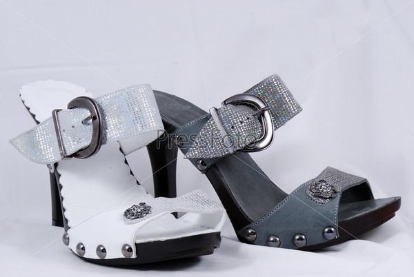 Фотография на тему Модные туфли на платформе