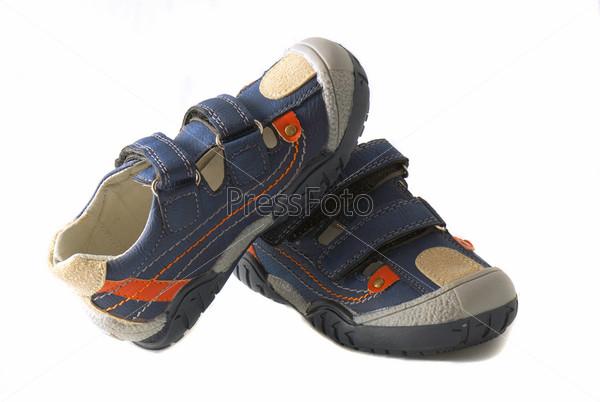 Фотография на тему Летние детские ботинки