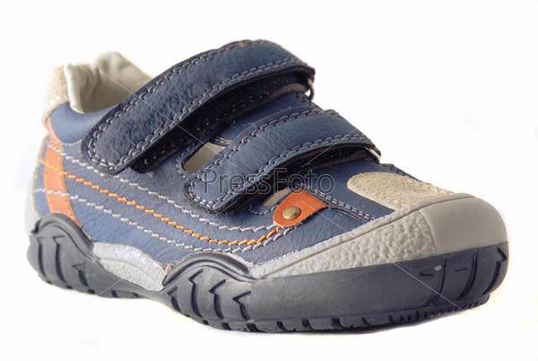 Летние детские ботинки