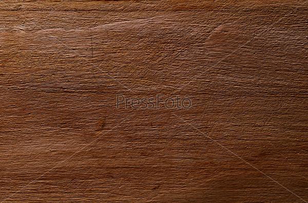 Темно-коричневый деревянный фон