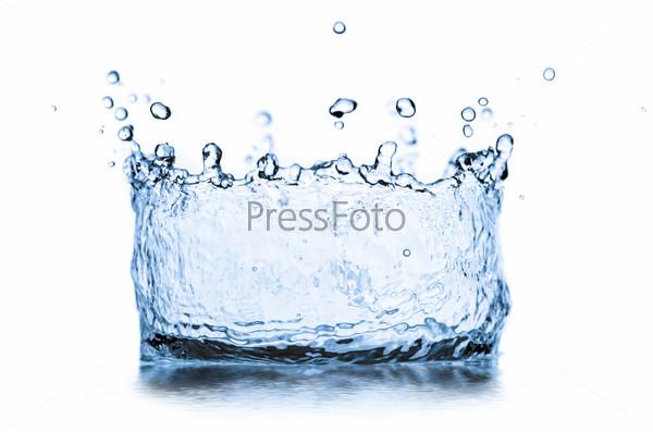 Плеск воды