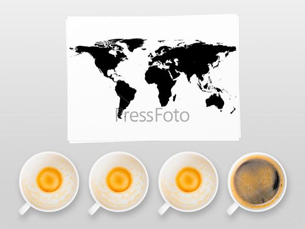 Фотография на тему Мир кофе