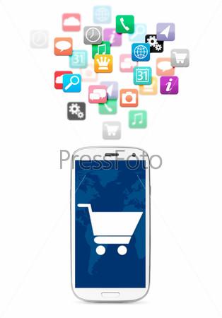 Фотография на тему Приложения на смартфоне