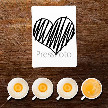 Фотография на тему Люблю кофе