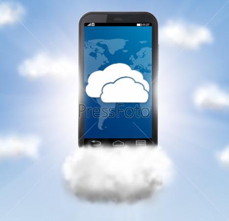 Фотография на тему Облачные технологии
