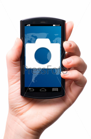 Камера в телефоне