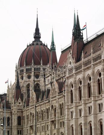 Фотография на тему Здание парламента в Будапеште