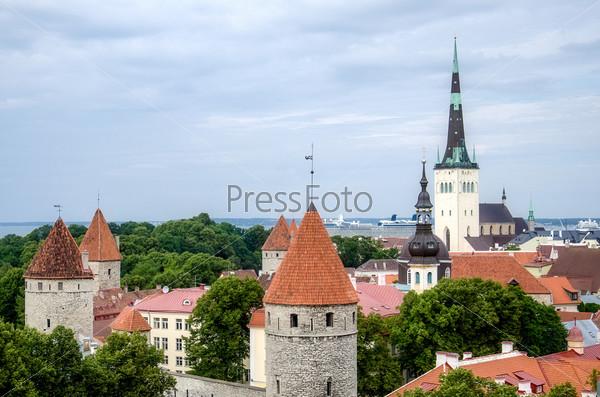 Старый город, Таллинн