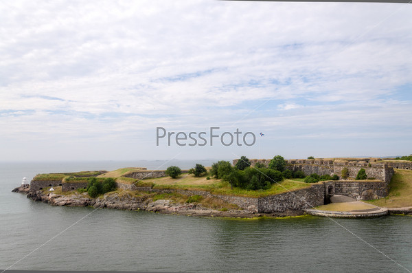 Фотография на тему Крепость Суоменлинна