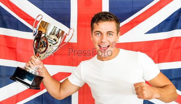Английский спортивный болельщик