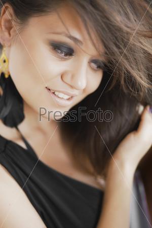 Фотография на тему Красивая женщина