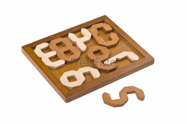 Фотография на тему Головоломка с числами
