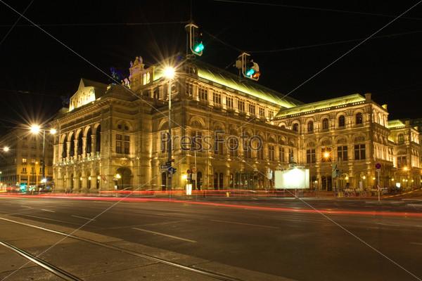 Фотография на тему Венская государственная опера, Вена